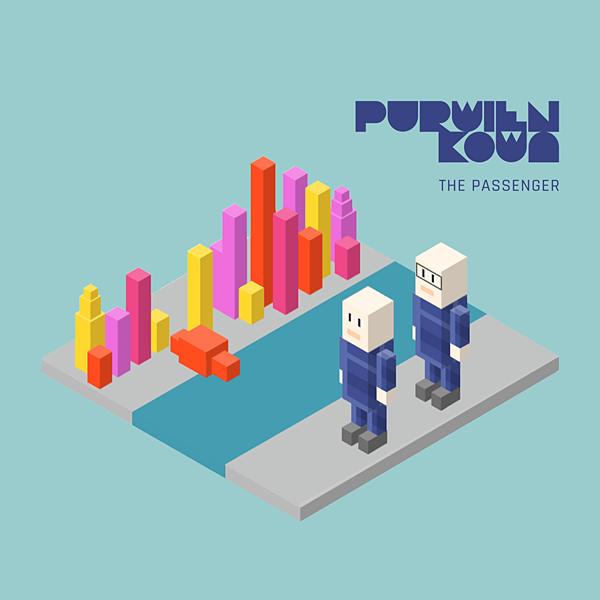 THE PASSENGER von PURWIEN & KOWA (Maxi-EP)